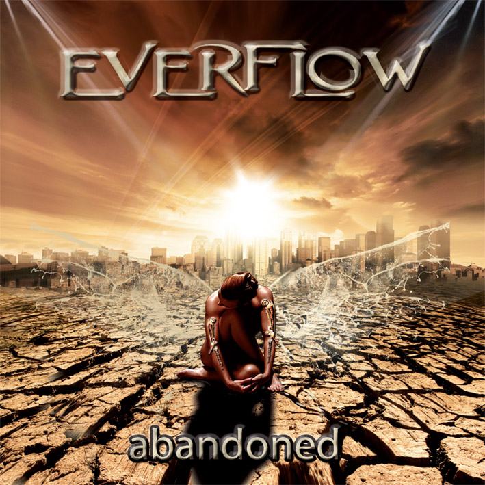 "Everflow - ""Abandoned"" - (Review) MELODIC POWER/PROG - METAL FROM GREECE Everflow-cover"